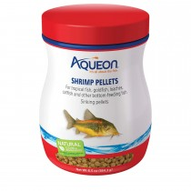 Aqueon Bottom Feeder Fish Shrimp Pellets 6.5 ounces