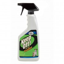 Four Paws Keep Off Indoor and Outdoor Dog and Cat Repellant Spray 16 ounces
