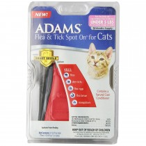 Flea and Tick Spot on Cats Under 5 lbs. 3 Month Supply