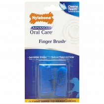 Advanced Oral Care Finger Brush 2 count