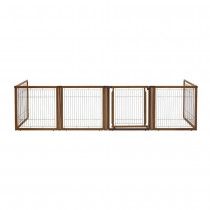 Convertible Elite Pet Gate 6 Panel H6